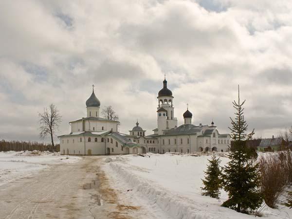 Крыпецкий монастырь. Достопримечательности Пскова