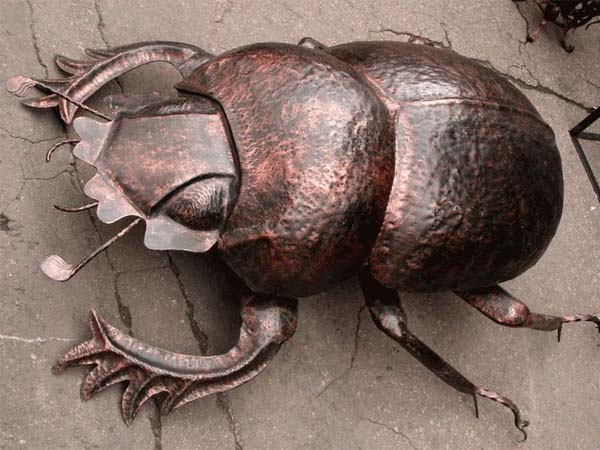 Памятник жуку-вредителю в Алабаме
