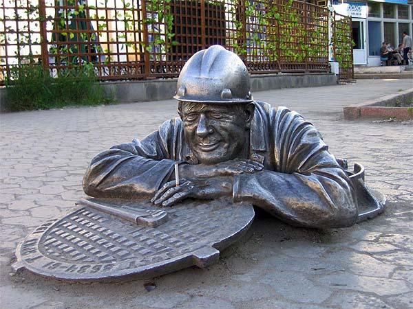 Памятники Омска