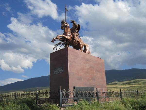 Райымбек батыр – символ свободы казахов
