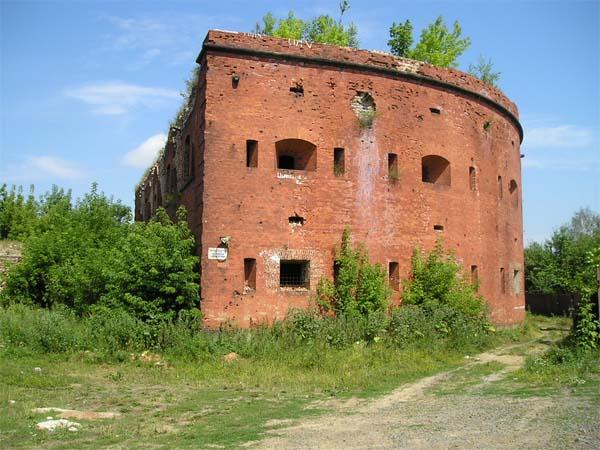 Достопримечательности Бобруйска: Бобруйская крепость