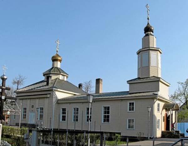 Достопримечательности Бобруйска: церковь Св. Духа