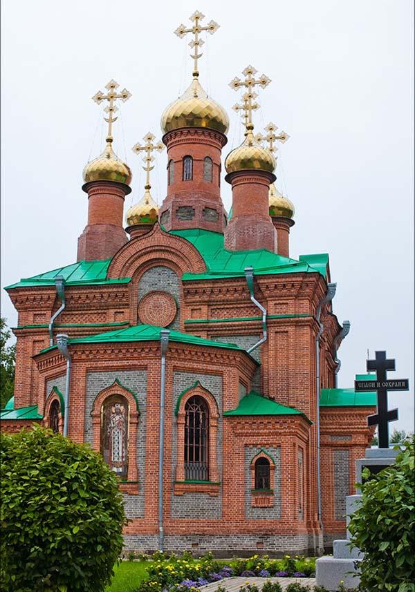 Иннокентьевский храм