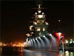 Корабль-памятник в Новороссийске