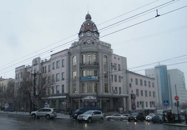 Здание ГУМа