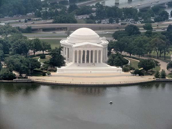 Памятник Джефферсону