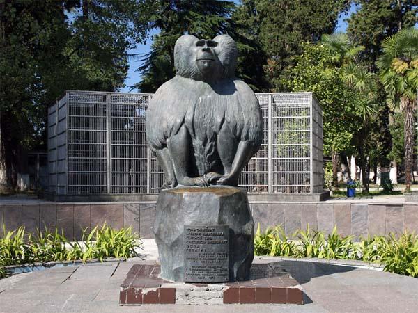 Памятники Сухуми