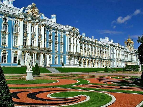 Царское село в Санкт-Петербурге