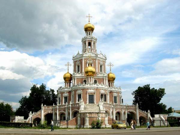 Церковь Покрова Пресвятой Богородицы в Филях (Москва)