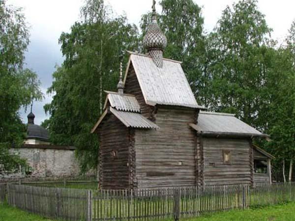 Церковь Ризоположения из села Бородава (Церкви России)