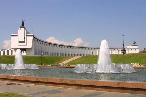 Музеи России (музей ВОВ)