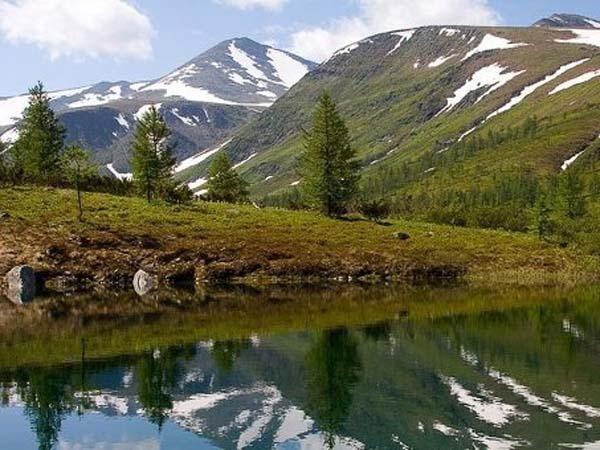 Национальный парк «Югыд ва» (Республика Коми)
