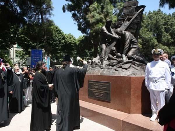 Памятник героям милосердия и самопожертвования