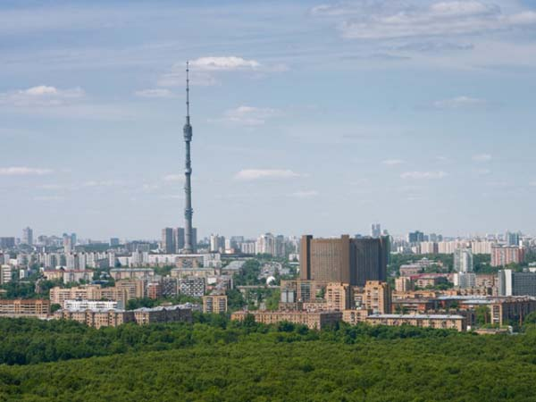 Парки России (Москва)