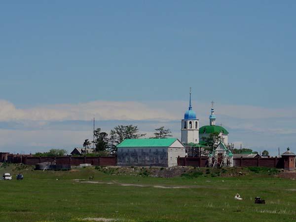Посольский Спасо-Преображенский монастырь (Забайкалье)