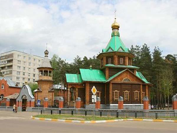 Храм Матроны Московской