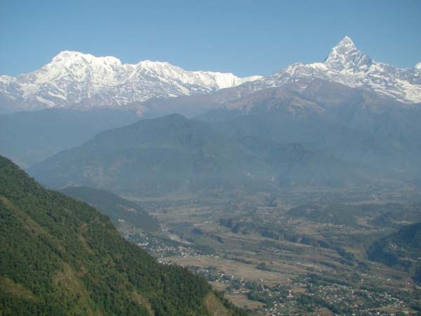 Достопримечательности Покхары