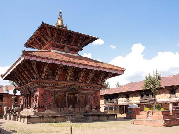 Достопримечательности Бхактапура