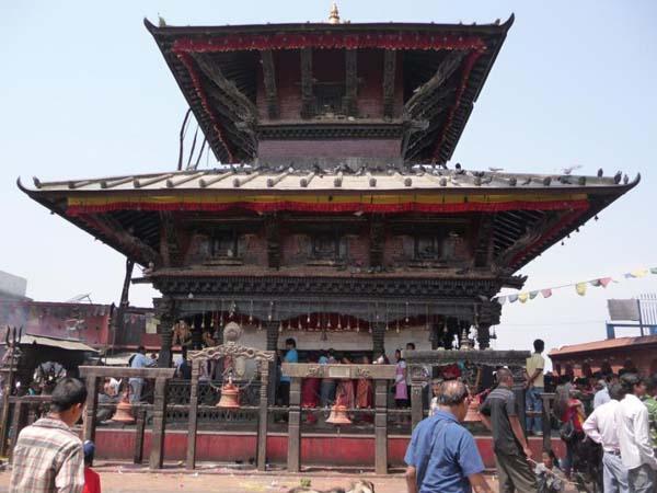Храм Манакамана. Горкха