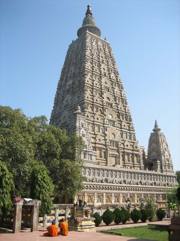 Храм Махабодхи. Патана