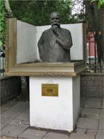 Памятник Белову К.П.