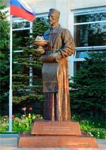 Памятник основателю Анапы