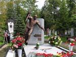 Памятник Черепанову Алексею
