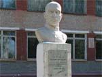 Памятник герою Гуртьеву Л.Н.