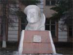 Памятник герою Ильичеву П.И.