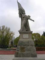 Памятник Парижской коммуне