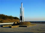 Мемориал погибшим в Анапе