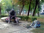 Памятник воинам в Анапе