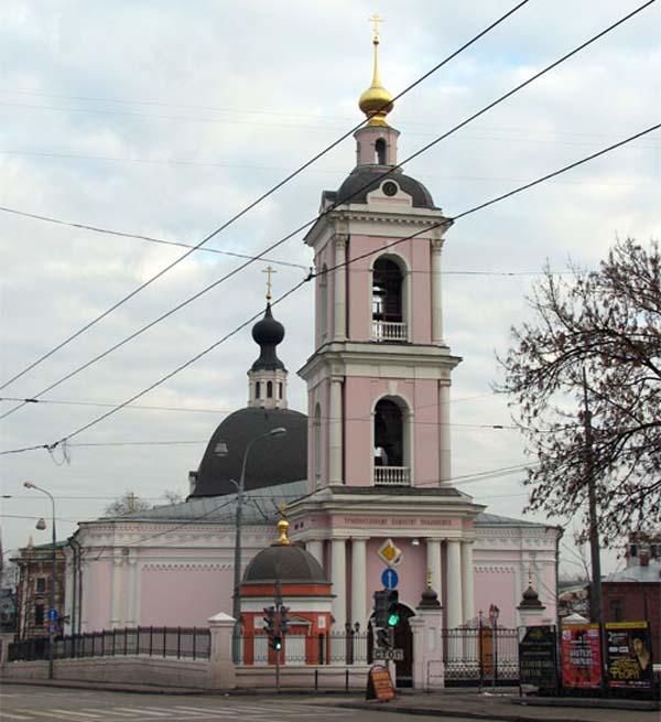 Церковь Николая Чудотворца в Покровском