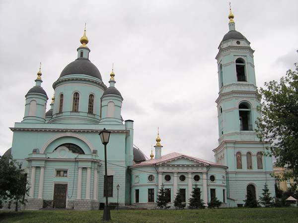 Церкви Москвы