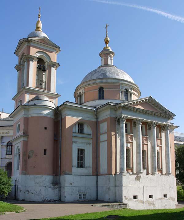 Церковь Варвары Великомученицы на Варварке