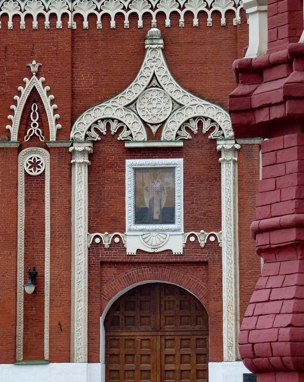 Часовня Николая Чудотворца у Никольских ворот