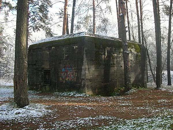 Достопримечательности Смоленска: бункер Гитлера