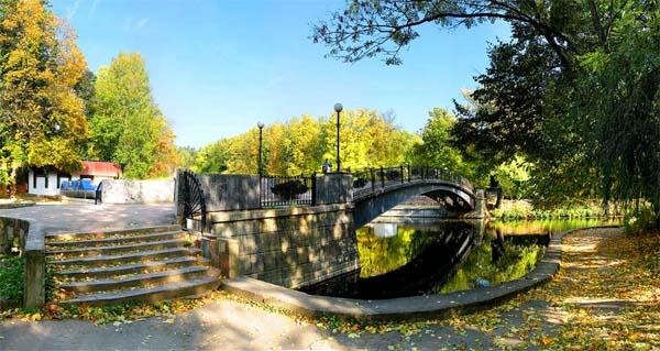 Достопримечательности Смоленска: Лопатинский сад