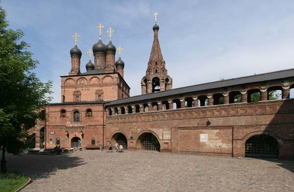 Крутицкий монастырь