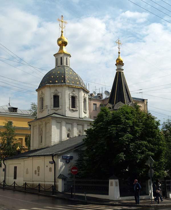 Храм Вознесения Господня на Никитской