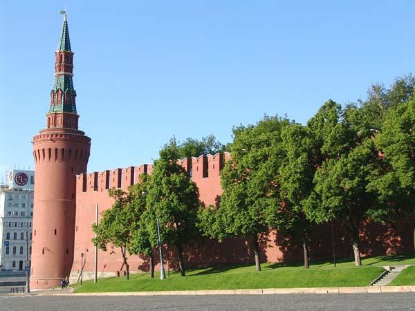 Беклемишевская или Москворецкая башня