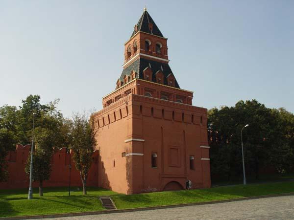 Константино-Еленинская или Тимофеевская башня