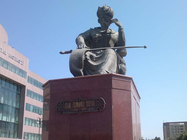 Памятник Хатаи