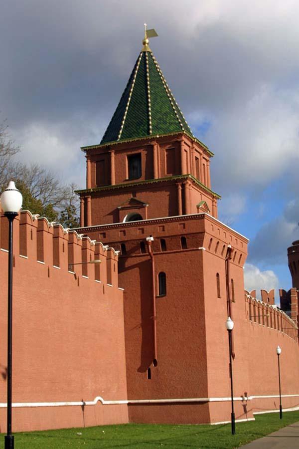 Петровская или Угрешская башня