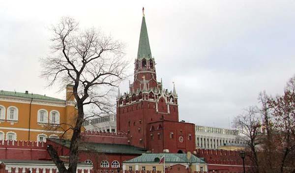 Троицкая (Гранёная) башня