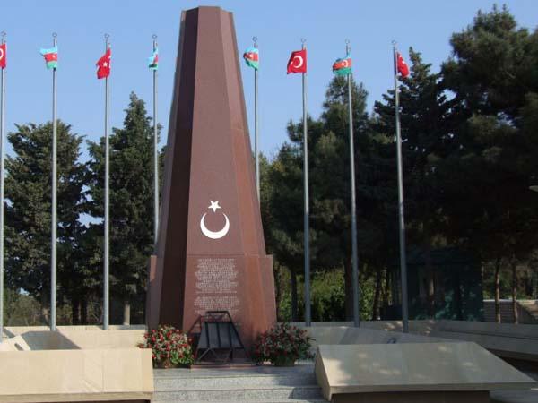 Монумент турецким воинам