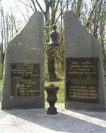 Памятник погибшим в Киеве