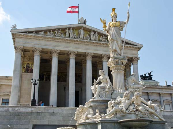 Памятник Афины Паллады