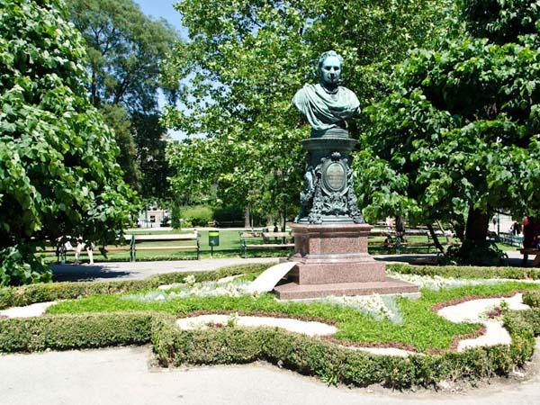 Памятник бургомистру Вены Андреасу Целинка в Вене