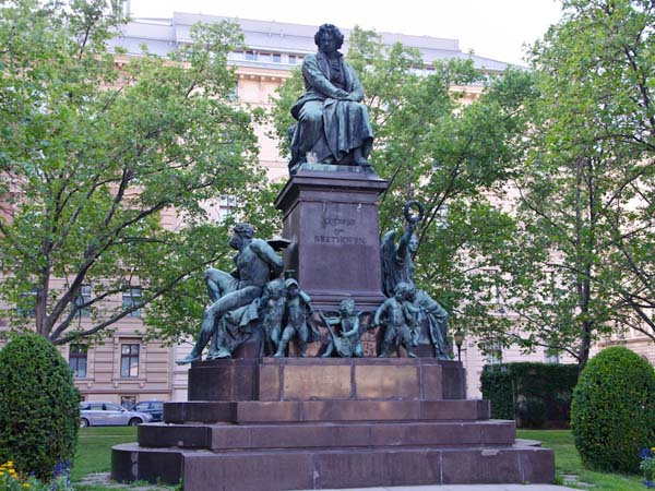 Памятник Людвигу ван Бетховену